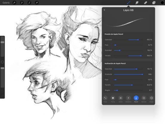 Procreate - Download for iPhone Free