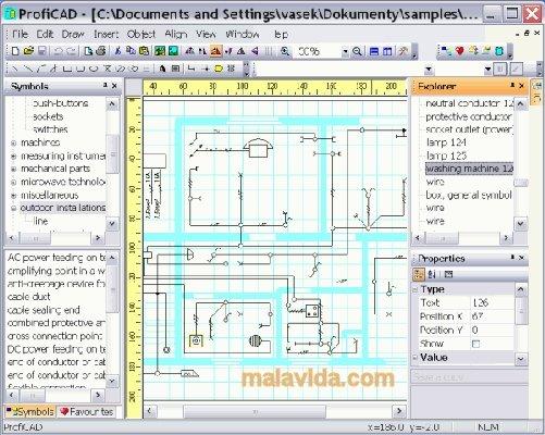 Schemi Elettrici Unifilari Dwg : Software per schemi elettrici unifilari gratis montare