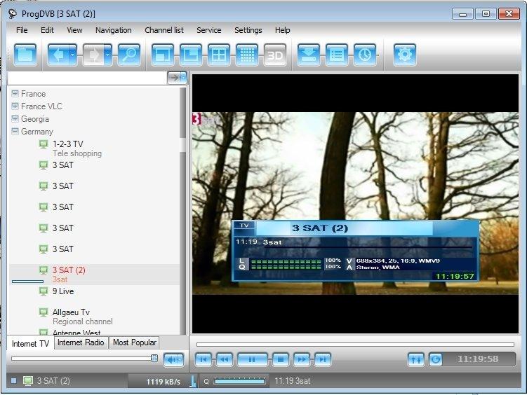 ProgDVB 7.11.0