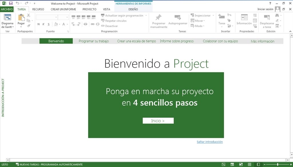 ms project pro 2016 testversion