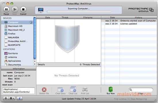 ProtectMac AntiVirus Mac image 4