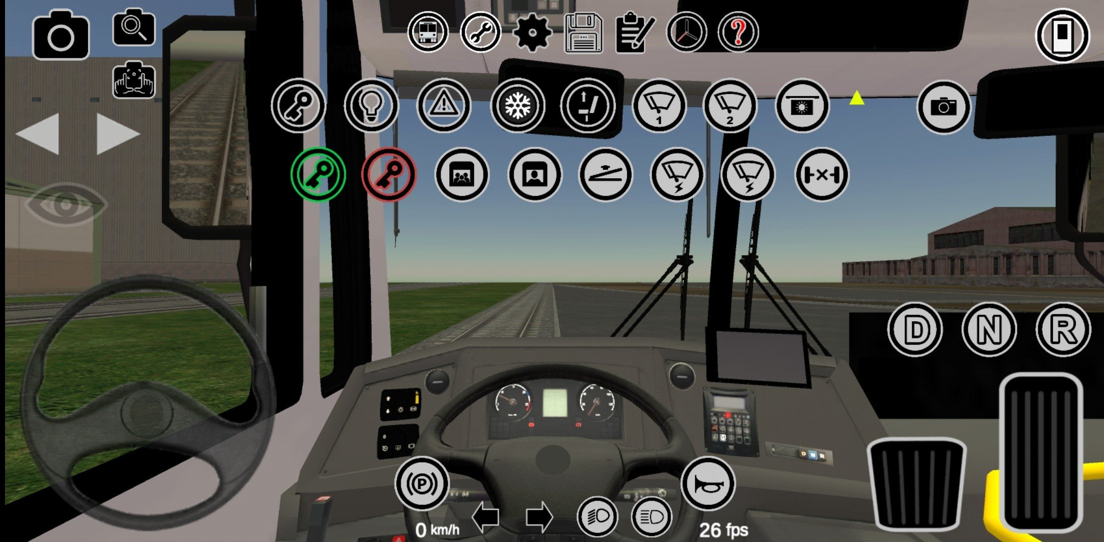 Proton Bus Simulator 268 Download For Android Apk Free