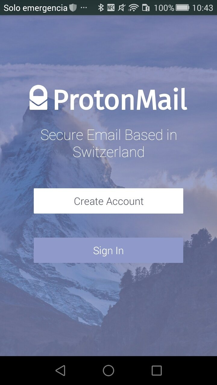 ProtonMail Android image 8