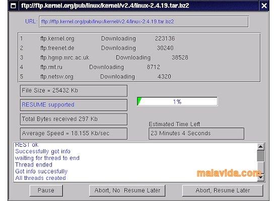 ProzGui Linux image 2