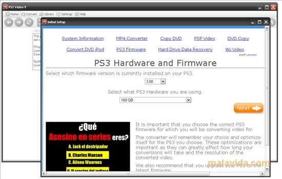 download ps to pc converter software