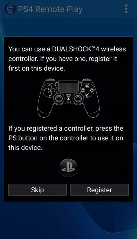 PS4 Remote Play 2 8 0 - Download for Android APK Free
