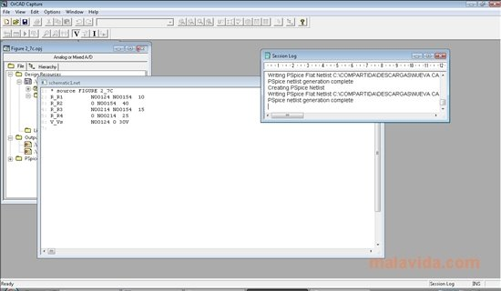 free  orcad pspice 9.2 software