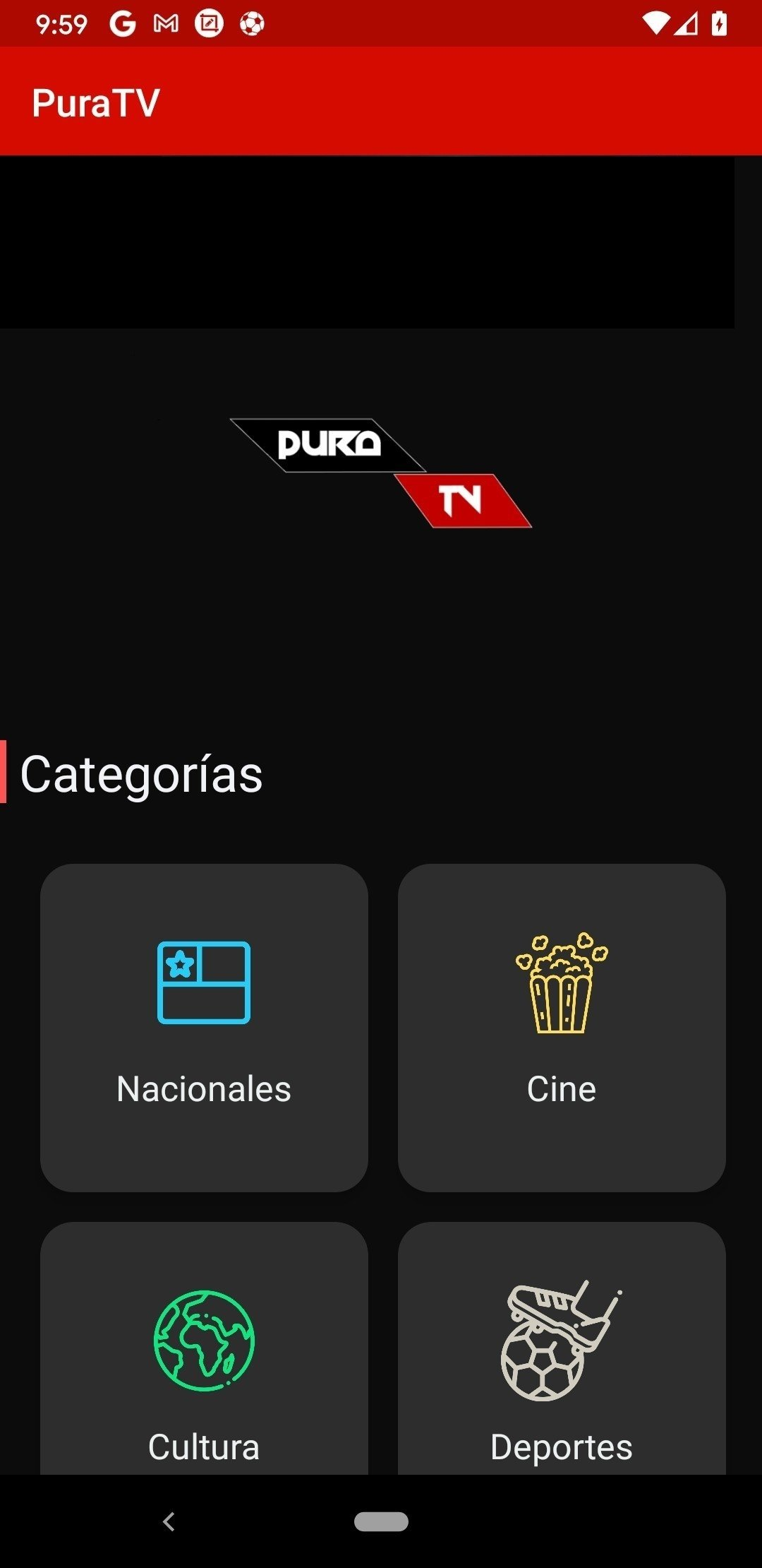 PuraTV 3 3 5 - Descargar para Android APK Gratis