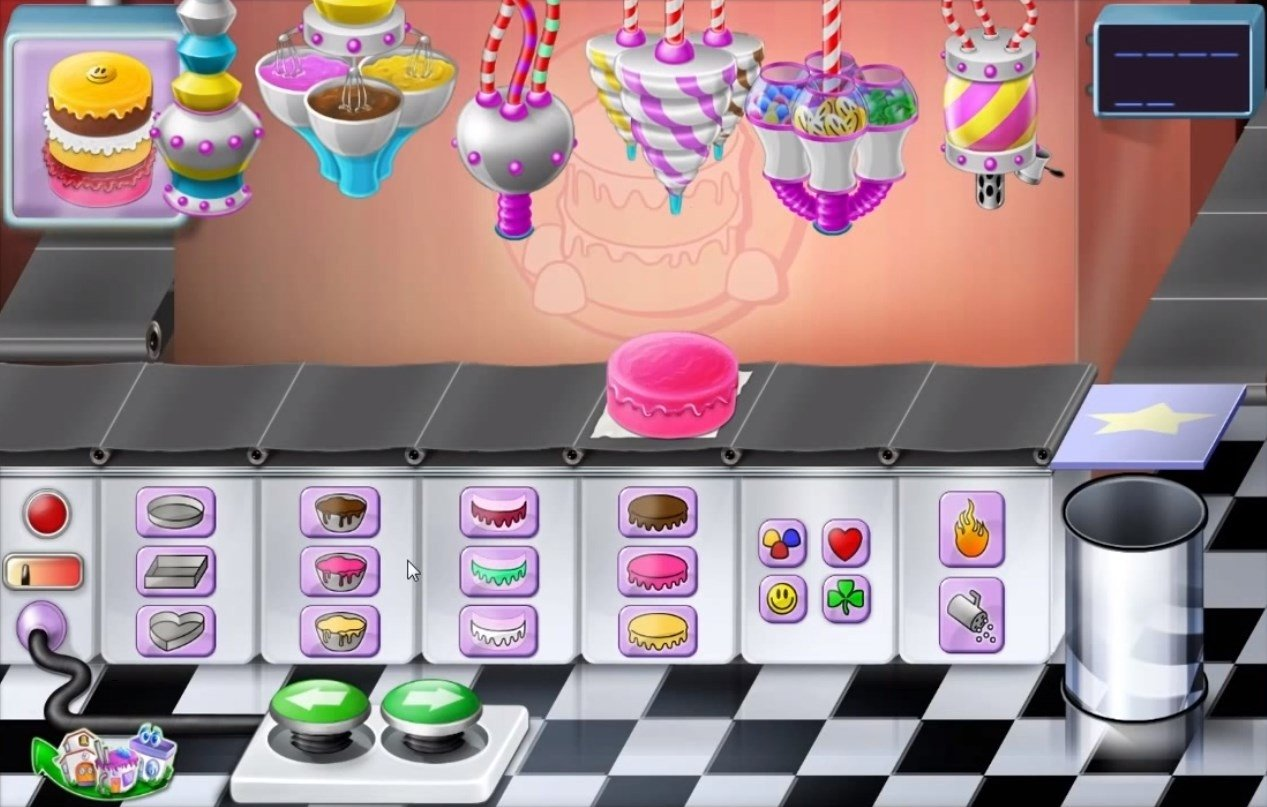 cake making games free download for pc