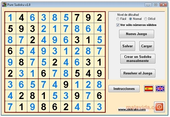 descargar pure sudoku 1 5 para pc