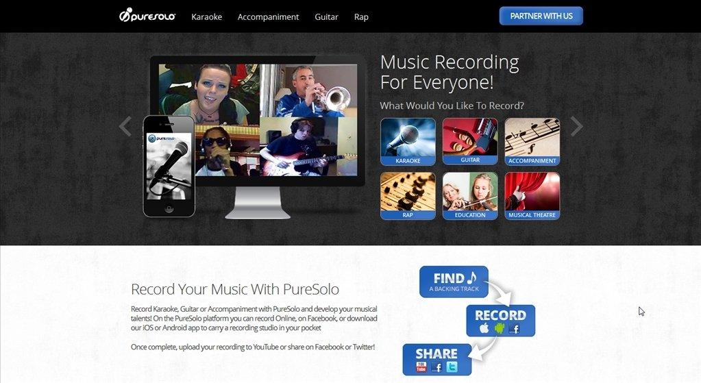 PureSolo Webapps image 8