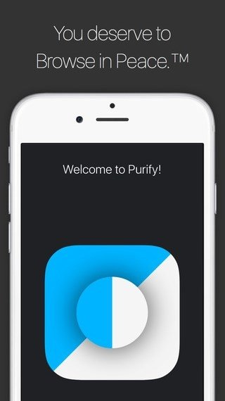 Purify Blocker iPhone image 5