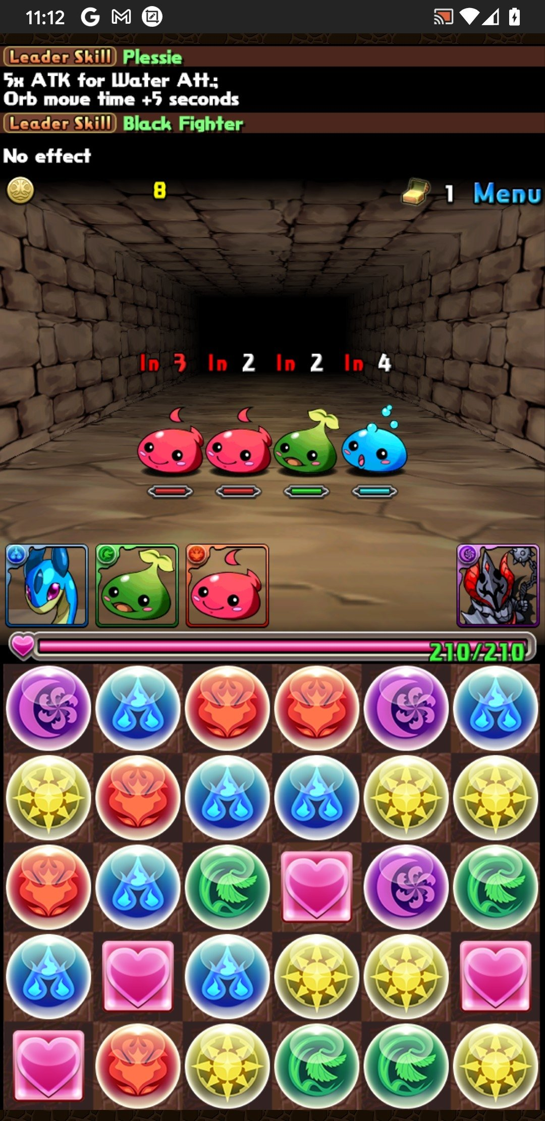 Puzzle & Dragons Android image 5