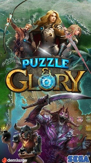 Puzzle & Glory iPhone image 4
