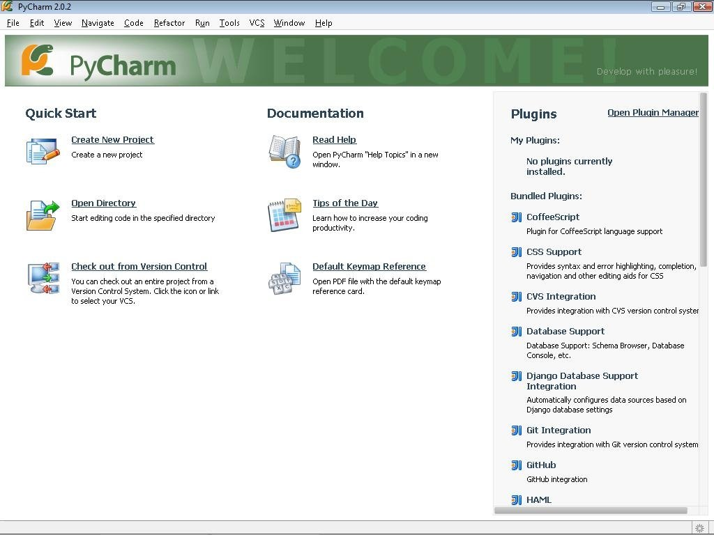 PyCharm 2018 1 4 - Download for PC Free