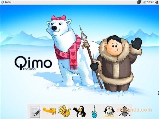 Qimo Linux image 5