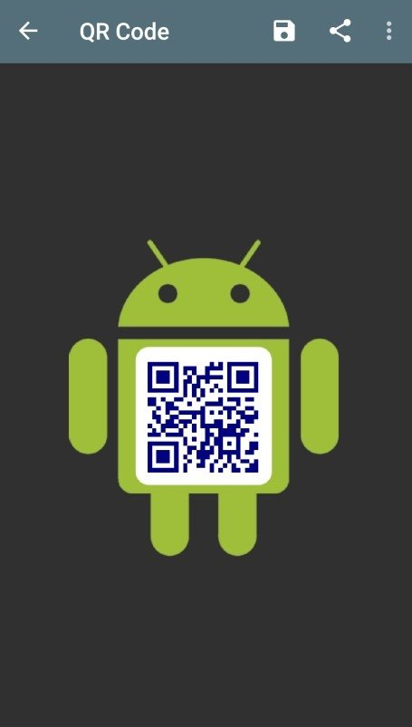 QR Code Generator 1 1 5 - Download for Android APK Free