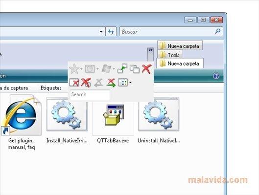 Download QT TabBar 1.2.2.1 for PC - Free QT TabBar image 1 Thumbnail ...