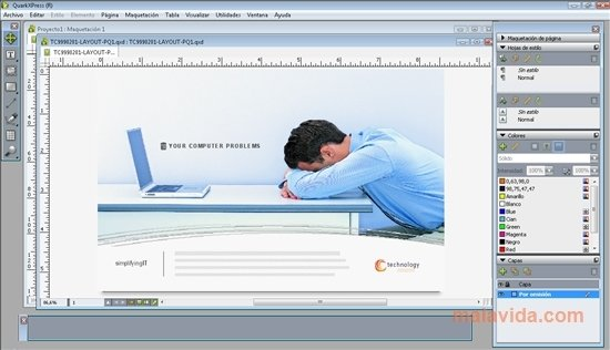 QuarkXPress image 6