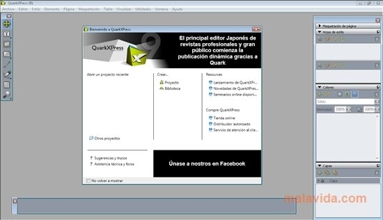 quarkxpress italiano