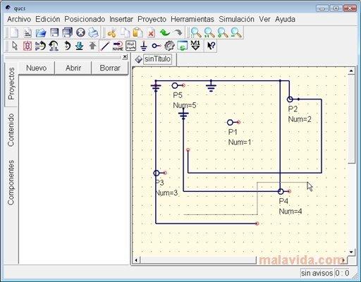 download qucs 0 0 18 for pc free rh malavida com Arch Linux CentOS Linux
