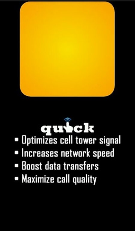 Quick Internet Speed Booster Android image 2