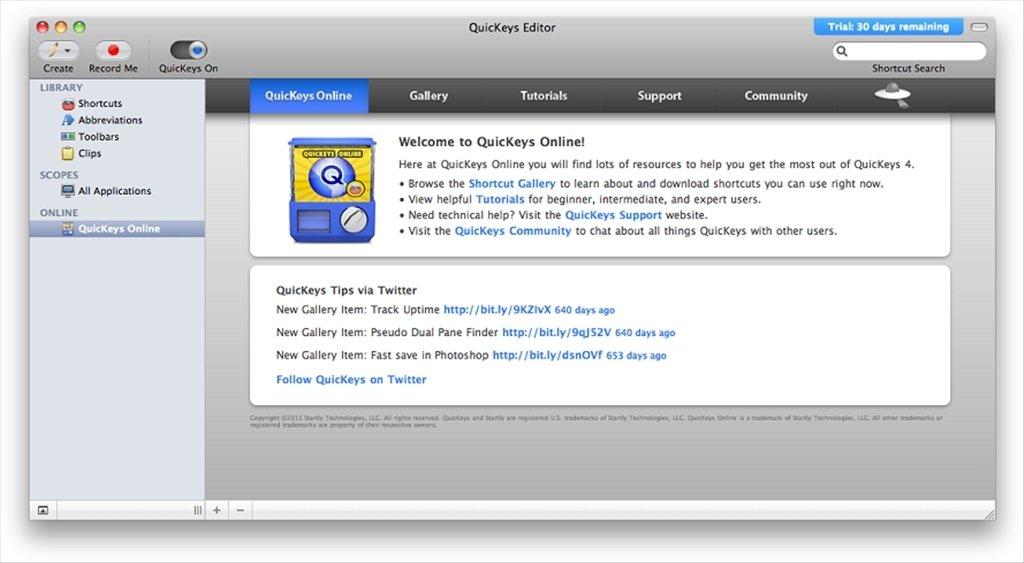 QuicKeys Mac image 4