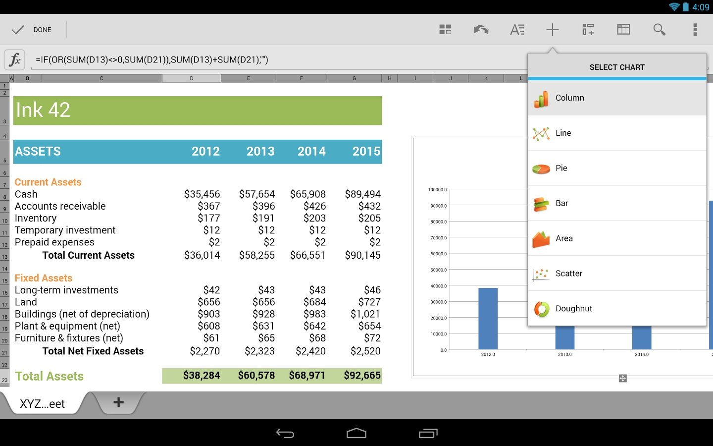Quickoffice download free android.
