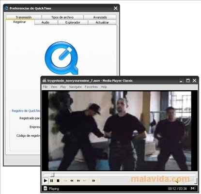 QuickTime Alternative image 4
