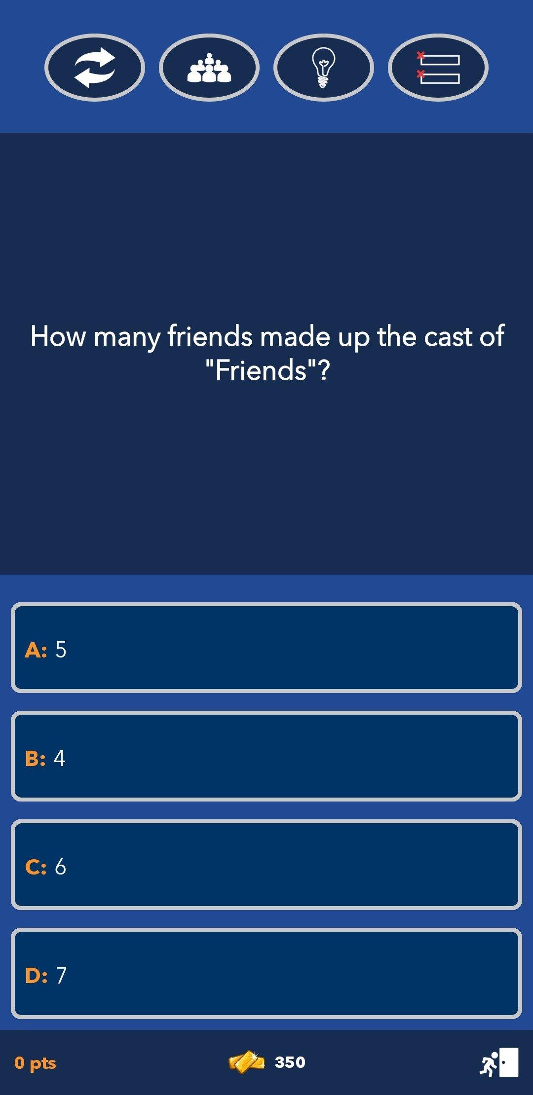 Quiz Millionnaire Android image 6