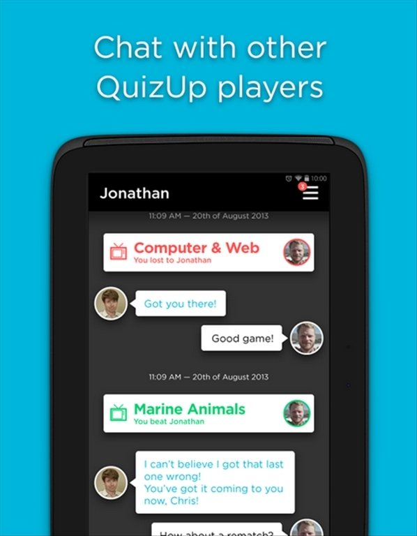 QuizUp Android image 5