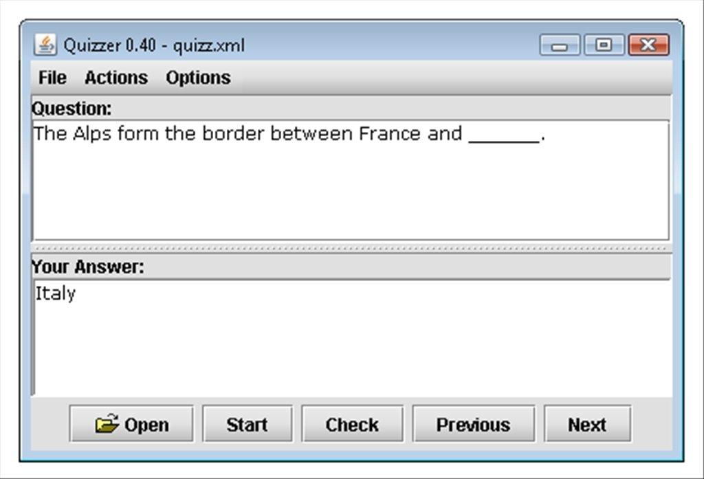 Quizzer image 3