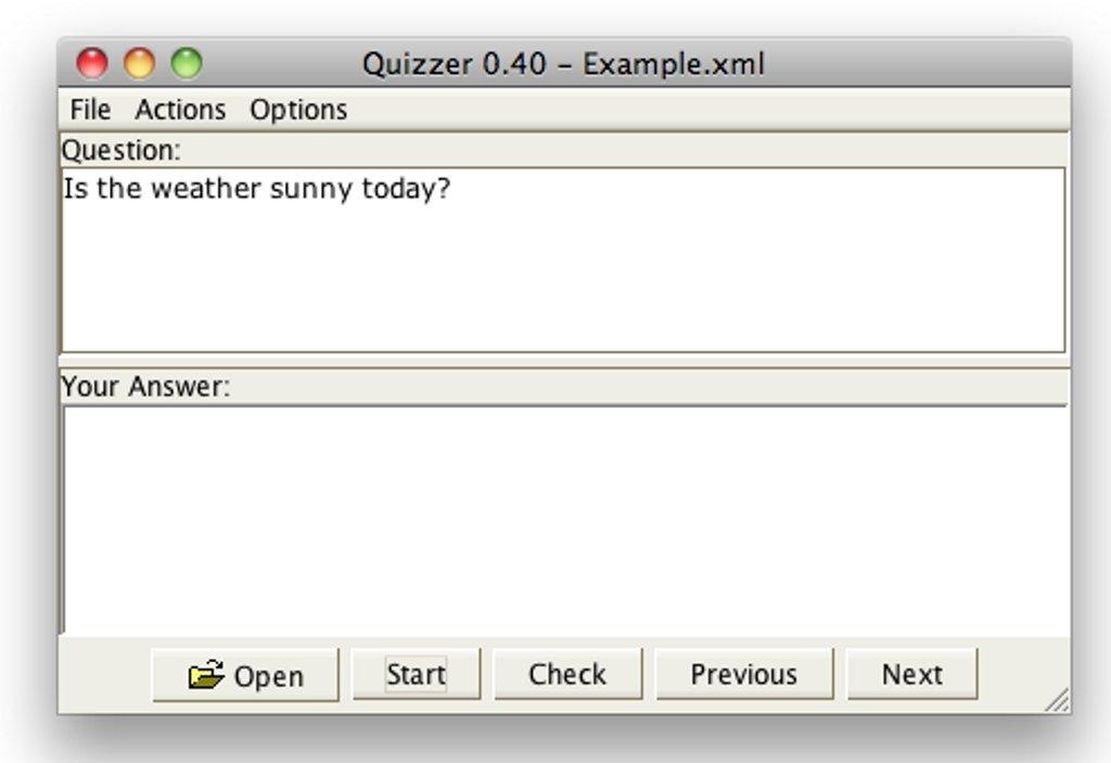 Quizzer Mac image 4