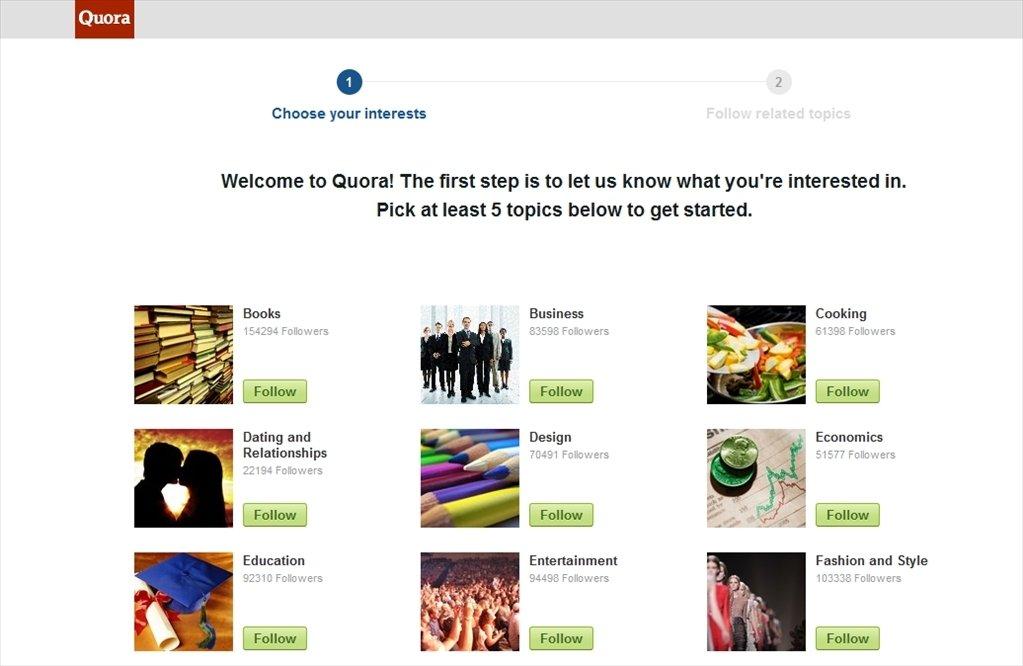 Quora Webapps image 6
