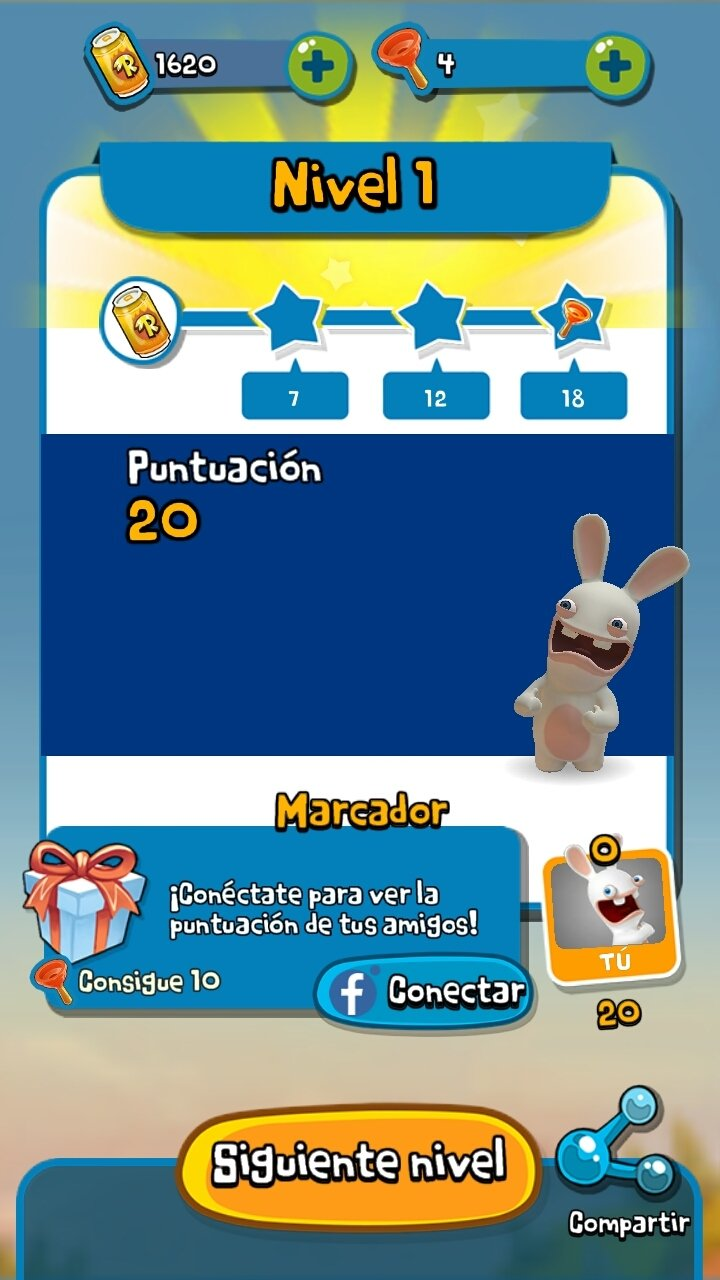 CRAZY TÉLÉCHARGER RUSH RABBIDS