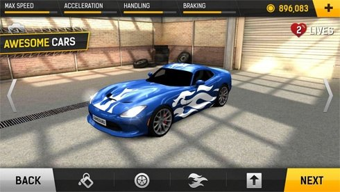 Racing Fever Android image 6