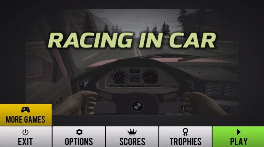 Racing In Car >> Racing In Car 1 3 Download For Android Apk Free