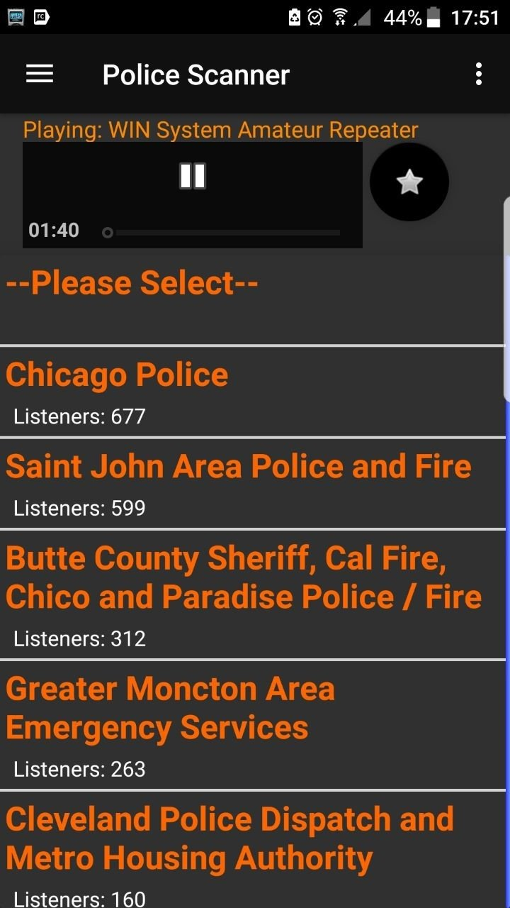 Police Scanner 13 10 - Download for Android APK Free