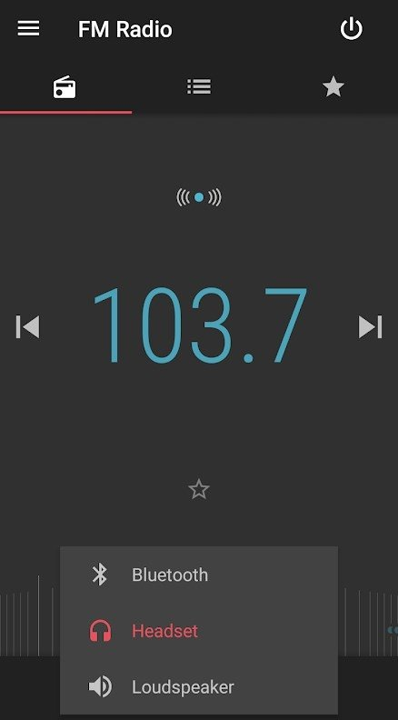 fm radio app for android without internet free download
