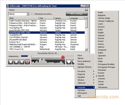 radiosure downloads radiosure 1046 set up
