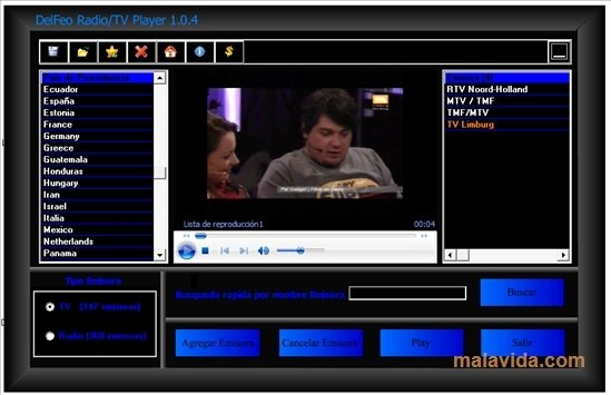 Radio/TV Player 1 0 4 - Download for PC Free