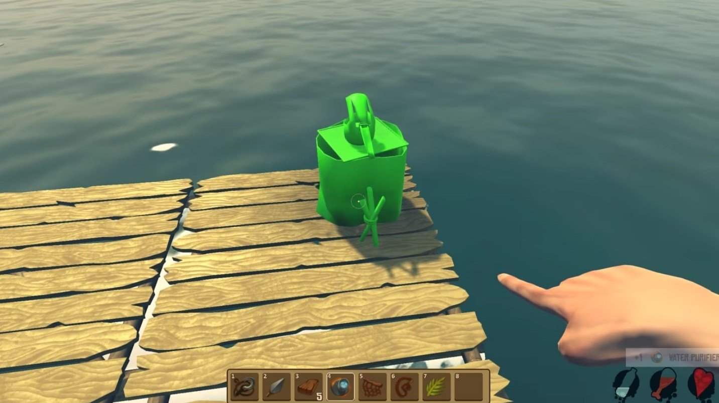 download raft creative mode android