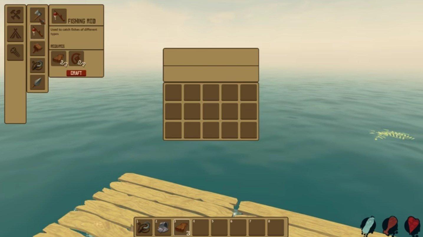 Raft Linux image 5