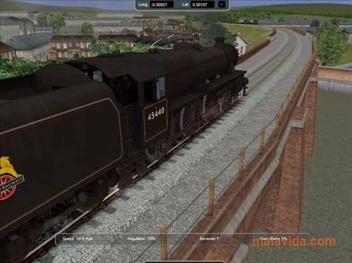 Rail Simulator image 4