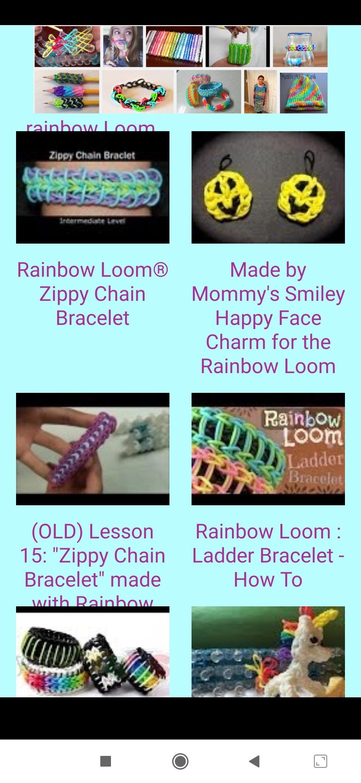 Rainbow Loom Designer Android image 5