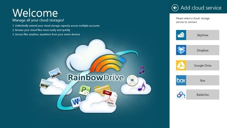 RainbowDrive image 5