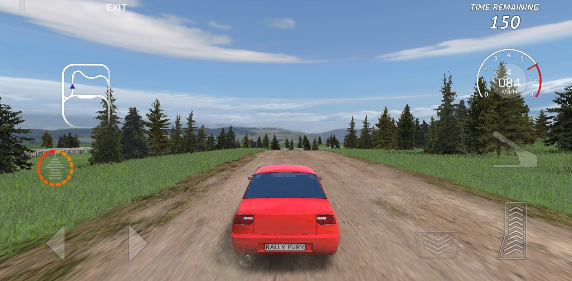 Rally Fury 1.77 - Download for Android APK Free