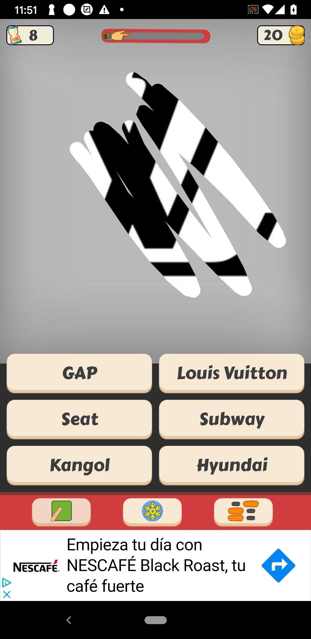 Grattez ce Logo Quiz Android image 6