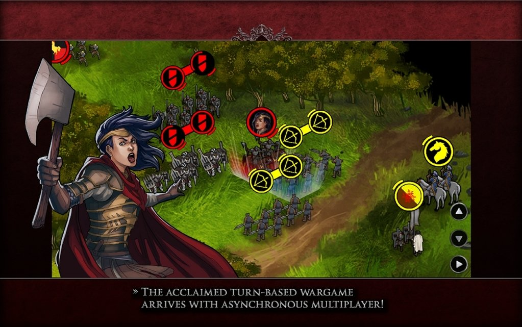 RAVENMARK: Mercenaries Android image 5
