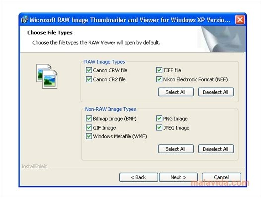 raw photo format viewer